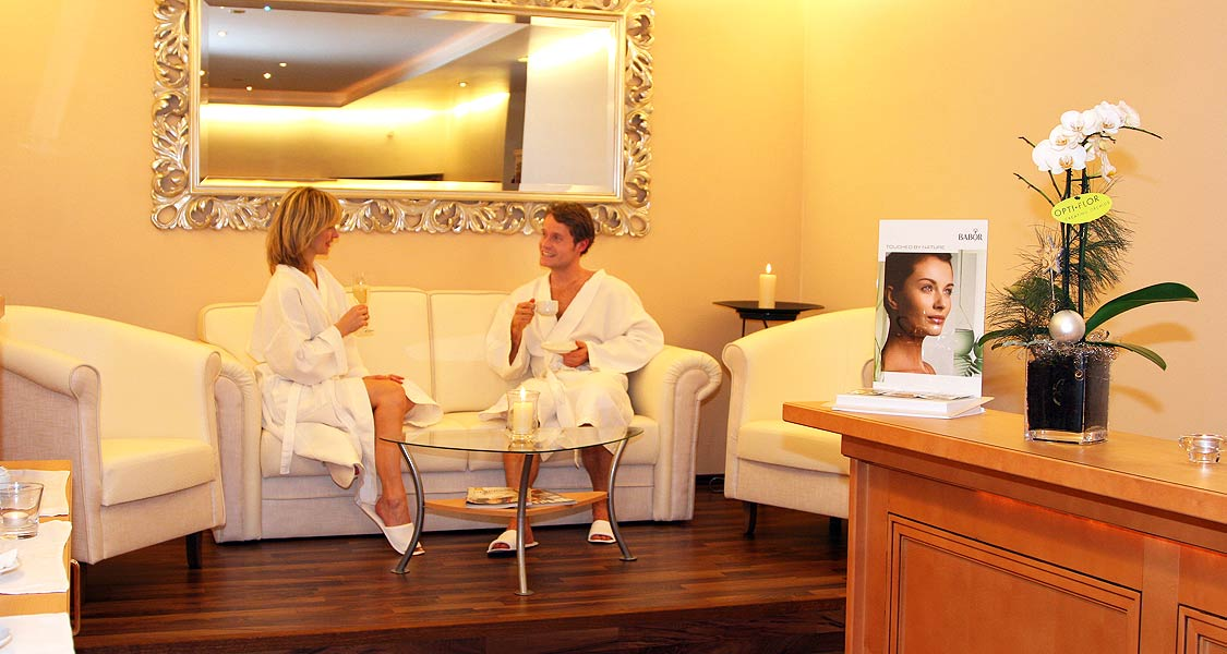 Spa im Wellnesshotel Bergruh