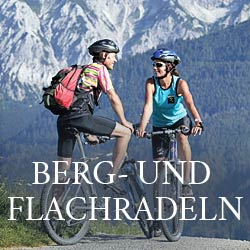 Mountainbike - Genußradel - E-Bike Touren